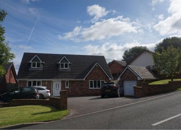 Thumbnail 3 bed detached house for sale in Rhewl, Holywell
