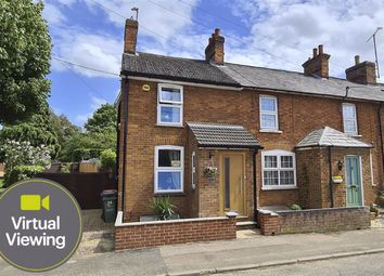 Thumbnail 2 bed end terrace house for sale in Woburn Road, Heath And Reach, Leighton Buzzard