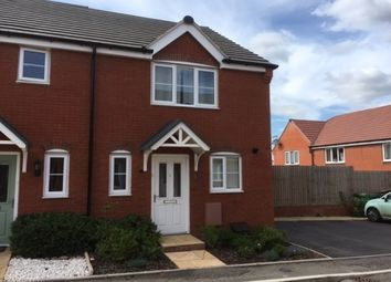Thumbnail 2 bed property to rent in Pearmain Drive, Evesham