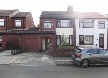 Thumbnail 3 bed semi-detached house to rent in Southfield Road, Walton, Liverpool