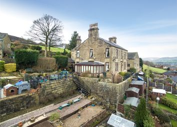 Thumbnail 4 bed semi-detached house for sale in Lumb Carr Road, Holcombe, Bury, Lancashire