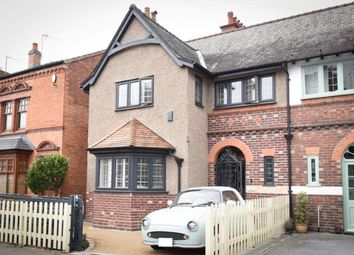 Thumbnail 4 bed semi-detached house for sale in Highbridge Road, Wylde Green, Sutton Coldfield