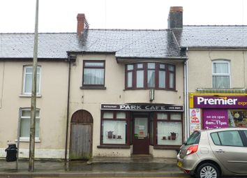 Thumbnail Restaurant/cafe for sale in Ammanford Road, Llandybie, Ammanford, Carmarthenshire.