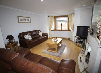 Thumbnail 3 bed flat for sale in 105 Oswald Avenue, Grangemouth