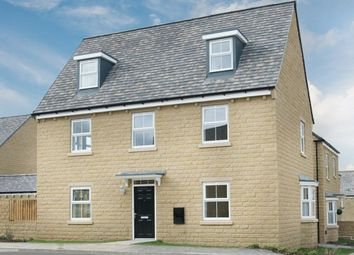 "Thumbnail 5 bedroom detached house for sale in ""Maddoc"" at Bodington Way, Leeds"