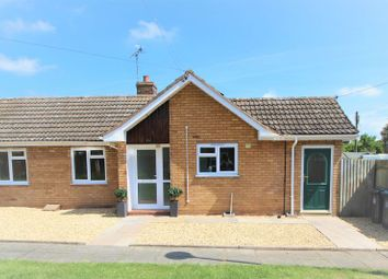 Thumbnail 2 bed bungalow for sale in St. Matthews Close, Salford Priors, Evesham