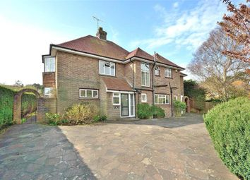 Thumbnail 4 bed detached house for sale in Chudleigh, The Close, Rustington