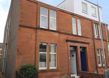 Thumbnail 2 bed flat for sale in Allanpark Street, Largs, North Ayrshire