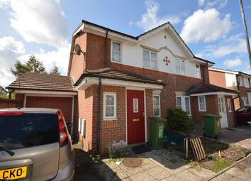 Thumbnail 3 bed semi-detached house for sale in Lakeside Avenue, Central Thamesmead, London