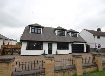 Thumbnail 4 bed property for sale in Coxtie Green Road, Pilgrims Hatch, Brentwood