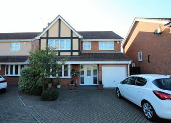 Thumbnail 4 bed detached house for sale in Diana Close, Chafford Hundred, Grays