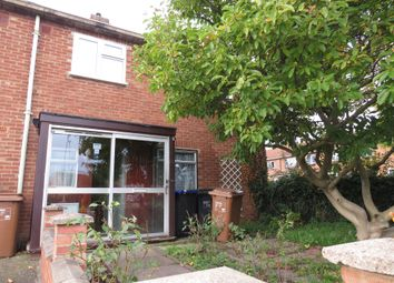 Thumbnail End terrace house for sale in Eastern Avenue South, Kingsthorpe, Northampton