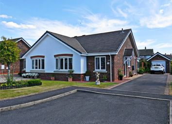 Thumbnail 2 bed semi-detached bungalow for sale in 13 Jubilee Gardens, Bigrigg, Egremont, Cumbria