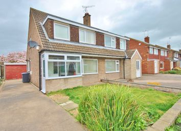 Thumbnail 3 bed semi-detached house to rent in Westerham Road, Ruddington
