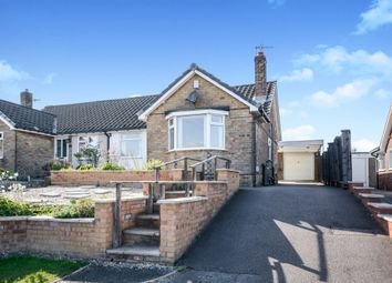 Thumbnail 2 bedroom semi-detached bungalow for sale in Howard Drive, Old Whittington, Chesterfield