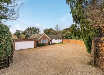 Thumbnail 4 bed detached bungalow for sale in Bayhorne Lane, Horley, Surrey