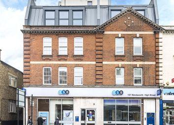 Thumbnail 2 bedroom flat for sale in Simrose Cort, Wandsworth High Street, London