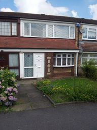 Thumbnail 3 bed town house to rent in Farnborough Road, Castle Vale