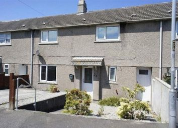 Thumbnail 3 bed terraced house for sale in Treskewes Estate, St. Keverne, Helston
