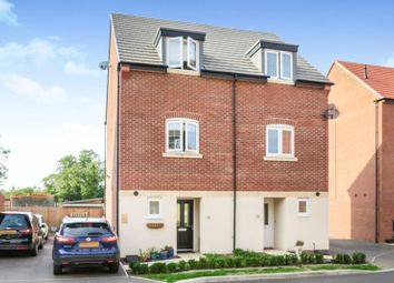 Thumbnail 3 bed semi-detached house for sale in Great Northern Gardens, Bourne