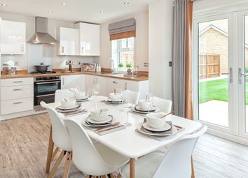 "Thumbnail 3 bed detached house for sale in ""Hadley"" at Barnsley Road, Flockton, Wakefield"