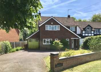 Thumbnail 3 bed detached house to rent in Greenways, Abbots Langley