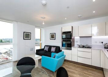 Thumbnail 1 bed flat for sale in Enderby Wharf, Loop Court, Greenwich