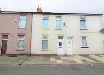 Thumbnail 3 bed terraced house for sale in Kemp Street, Fleetwood