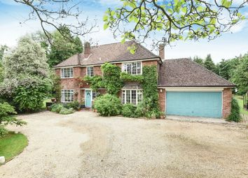 Thumbnail 5 bed detached house for sale in Shepherds Lane, Compton, Winchester, Hampshire