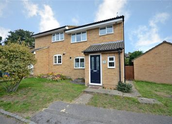 Thumbnail 3 bed semi-detached house for sale in Crane Court, College Town, Sandhurst