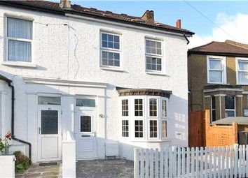 Thumbnail 4 bedroom end terrace house for sale in Albert Road, South Norwood, London