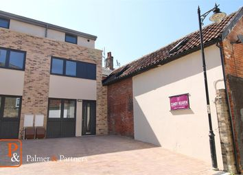Thumbnail 3 bed town house for sale in The Smithy, Market Place, Saxmundham