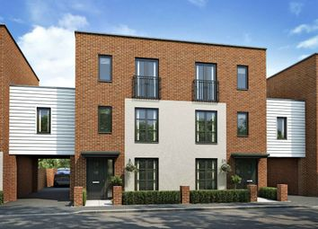 """Thumbnail 5 bed end terrace house for sale in """"Hexham"""" at Balmoral Close, Northampton"""