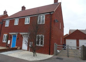 Thumbnail 3 bed property to rent in Nightingale Way, Walton Cardiff, Tewkesbury, Gloucestershire