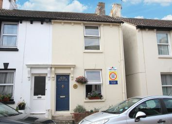 Thumbnail 3 bed end terrace house for sale in Ada Road, Canterbury