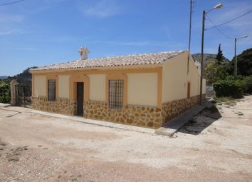Thumbnail 3 bed country house for sale in 03669 La Romana, Alicante, Spain