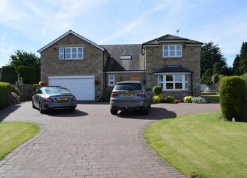 Thumbnail 5 bed detached house to rent in Meadow Court, Ponteland, Newcastle