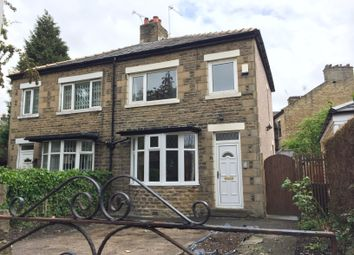 Thumbnail 3 bed semi-detached house to rent in Great Horton Road, Bradford