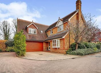 East Molesey, Surrey KT8. 4 bed detached house for sale