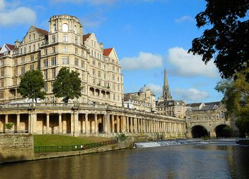 Thumbnail 3 bedroom flat for sale in The Empire, Grand Parade, Bath, Somerset