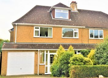 Thumbnail 5 bed semi-detached house for sale in Green Lane, St.Albans
