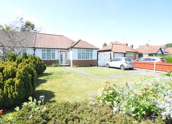 Thumbnail 2 bed semi-detached bungalow to rent in Stanley Avenue, St Albans, Chiswell Green