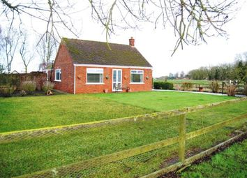 Thumbnail 2 bed bungalow for sale in Holbeach, Spalding, Lincolnshire