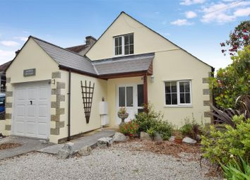 Thumbnail 3 bed detached house for sale in Antron Hill, Mabe Burnthouse, Penryn