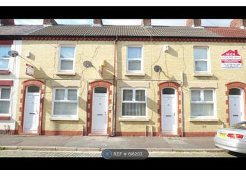Thumbnail Room to rent in Teck Street, Liverpool