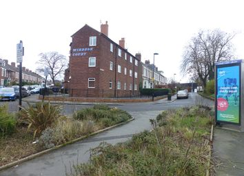 Thumbnail 2 bed flat to rent in Windsor Court, Windsor Tce., South Gosforth, Newcastle Upon Tyne