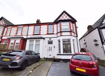 Thumbnail 2 bed flat to rent in Hillside Road, Wallasey, Merseyside