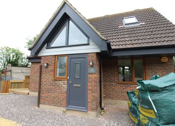 Thumbnail 4 bed detached house to rent in Longhill Avenue, Chatham