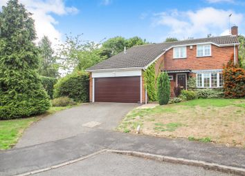 Thumbnail 4 bed detached house for sale in Flaxland, Rothley, Leicester