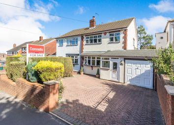 Thumbnail 3 bed semi-detached house for sale in Darbys Hill Road, Tividale, Oldbury